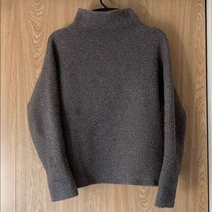 Madewell Mockneck Sweater size M